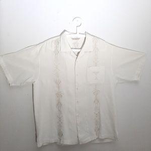 Tommy Bahama Tropical Short Sleeve Shirt  XL